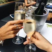 5 секретів келихів для шампанського