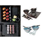 Посуда в японском стиле: наборы для суши и саке, чайные сервизы