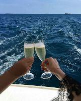 Бокалы флюте для шампанского