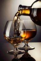 Бокалы для крепких алкогольных напитков