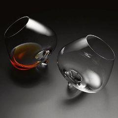 Бокалы для коньяка wobble glass