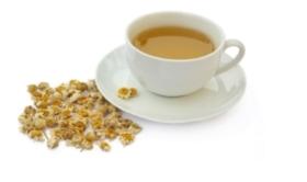 ромашковий чай, фото