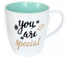 Керамическая чашка для чая