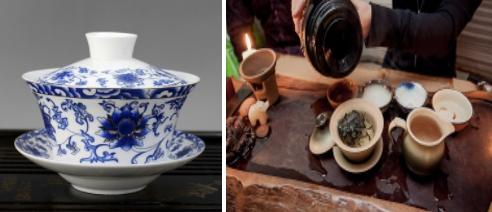Чашка для чая гайвань