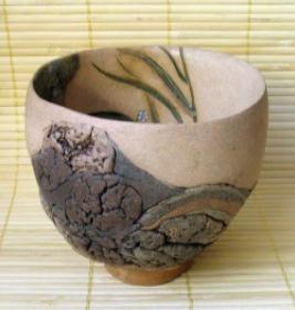 Керамическая чашка тяван
