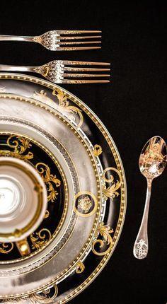 Елітні блюда і тарілки з Італії