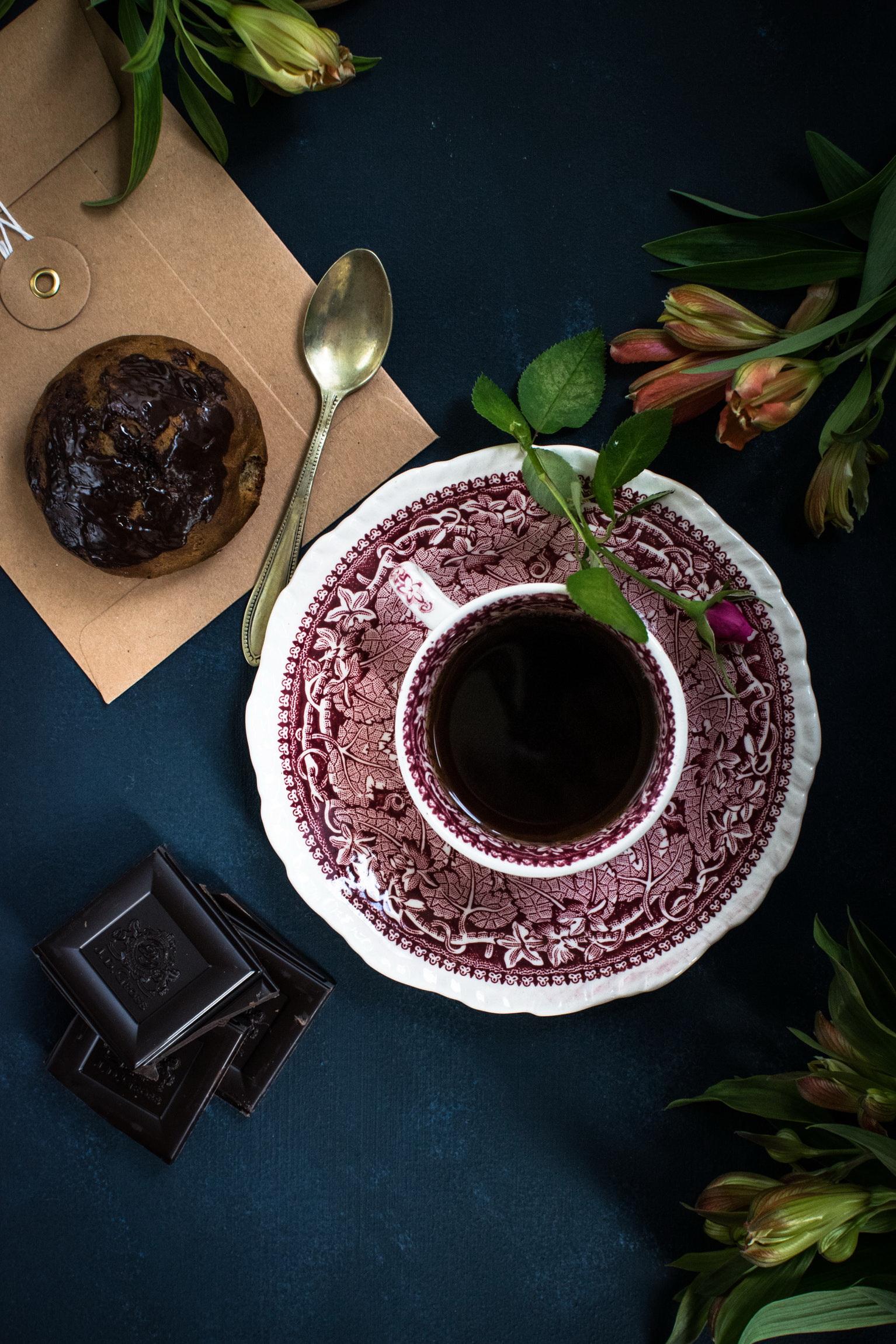 Порцелянові кавові сервізи - витонченість і краса