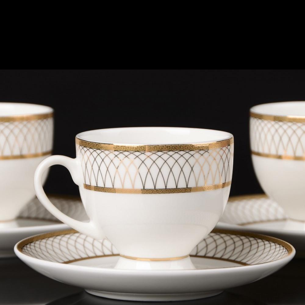 Кофейные сервизы - долговечность и красота