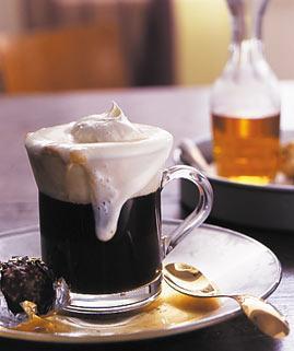 Легендарний Фарисей – кава з ромом