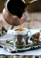 Кава з медом і часником